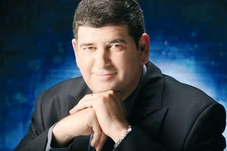 Givat Shmuel Mayor Yossi Brudny