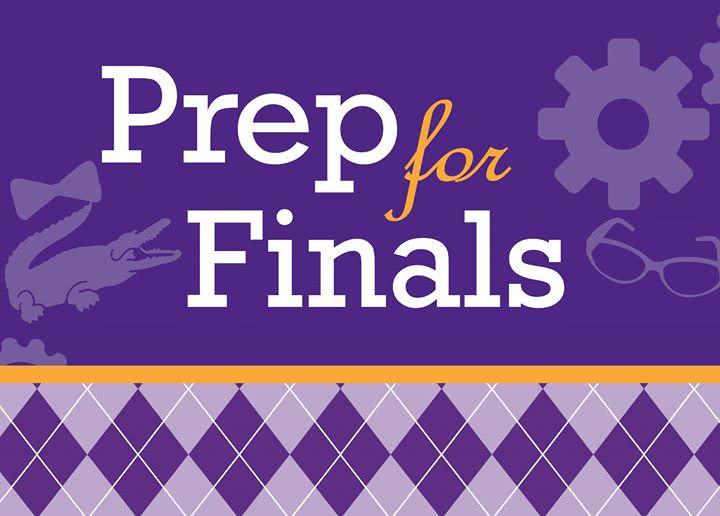 Finals Prep 1