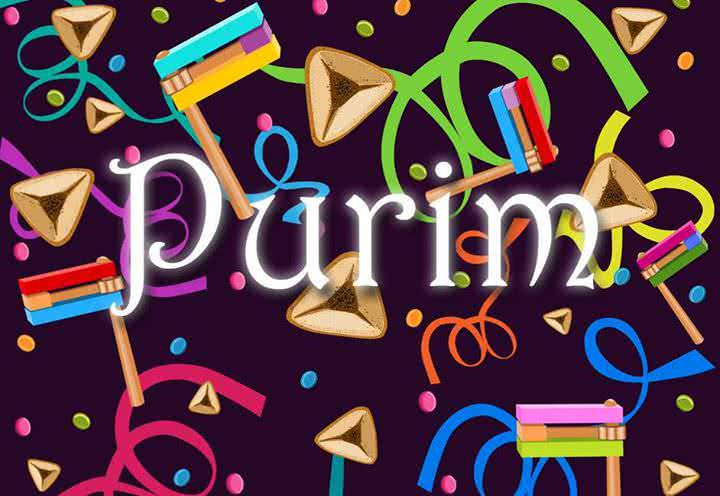 Lets Laugh Purim Night Away With The Couples Of The GSC! 1