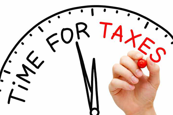 Workshop: Paying Taxes In Israel 1