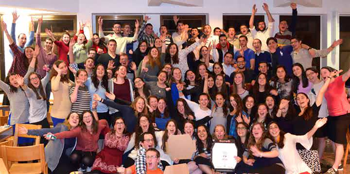Here Next Year Givat Shmuel Shabbaton 2017! 1