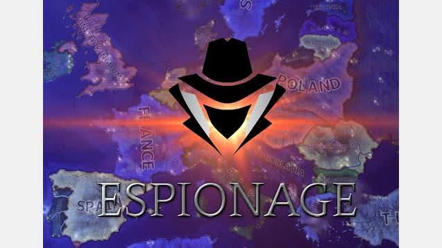 Mafia 2018: Espionage 1